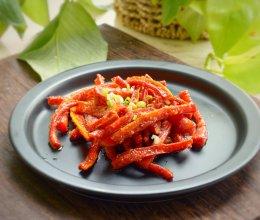 #一人一道拿手菜#麻辣萝卜干的做法
