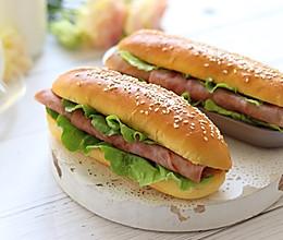 胡萝卜热狗面包,做营养美味的早餐的做法