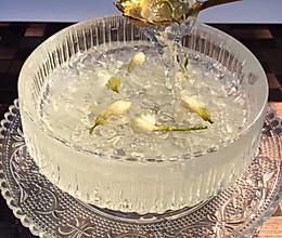 #520,美食撩动TA的心!#茉莉花燕窝的做法