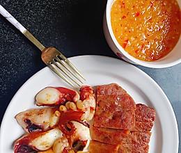 甜辣酱的那个酱的做法