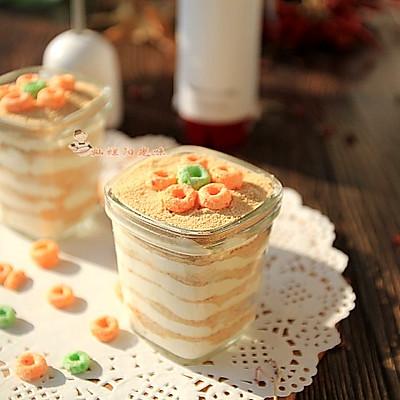 不用烤箱也能做的小甜点-木槺杯