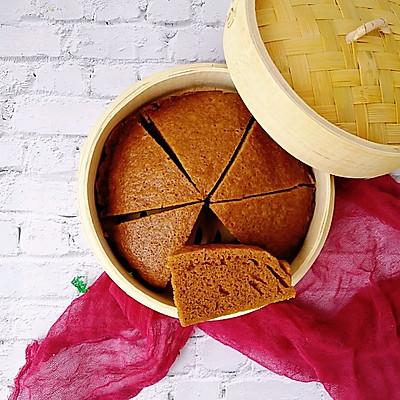 全家老少皆宜的广式小点心快手红糖马拉糕