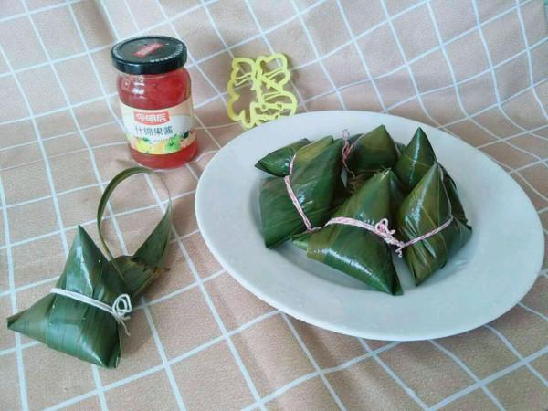 端午节粽子香:香甜软糯的粽子的做法