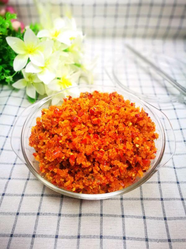 鲊海椒和剁椒酱 把辣椒存起来的做法
