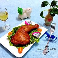烤鸡腿#我的品道美食#的做法图解8