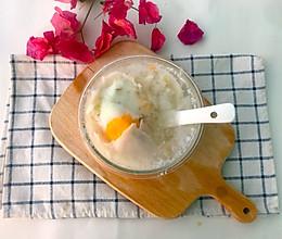 #肉食者联盟#椰子蒸蛋的做法