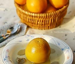 橙子炖瘦肉的做法