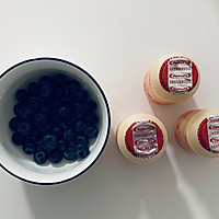 蓝莓养乐多的做法图解1