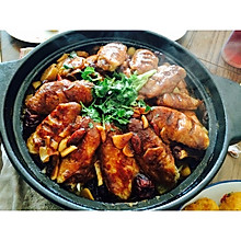 三汁鸡翅焖锅