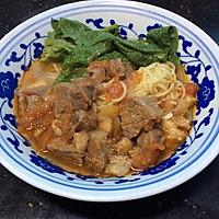 台湾康师傅牛肉面的做法图解10
