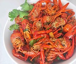 香辣龙虾的做法
