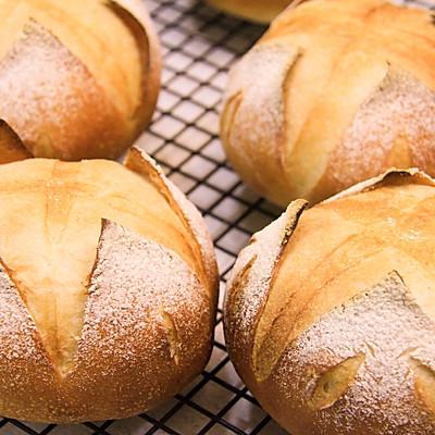 开口笑低油低糖全麦面包