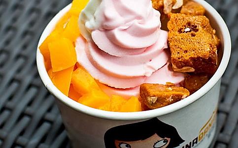 自制酸奶冰淇淋的做法