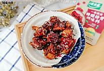 快手糖醋排骨#太太乐鲜鸡汁玩转健康快手菜#的做法