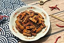 馋嘴零食——麻辣豆干#晒出你的团圆大餐#的做法