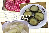 腌萝卜,煮白菜,煎红薯!的做法