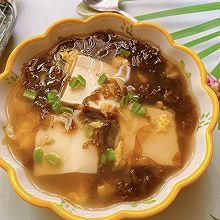 分分钟搞定春季长高‼️紫菜虾皮豆腐汤
