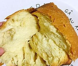 面包机版超松软甜面包的做法