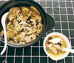 比饭店做的都好吃:美味酸菜鱼的做法