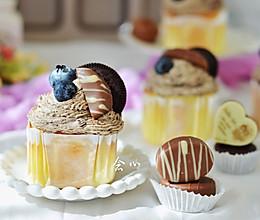 巧克力流心蛋糕的做法