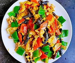 鸡胸肉炒青椒的做法
