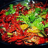 干锅香辣小龙虾的做法图解6