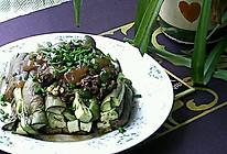 蚝油茄子#维达与你韧享年夜范#的做法