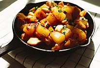土豆鸡丁的做法