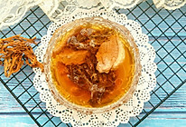 #洗手作羹汤#珊瑚菇鸭肉汤的做法