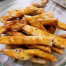 豆腐坚果饼干
