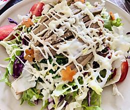 #321沙拉日#午餐肉沙拉的做法