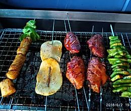 家庭烧烤的做法