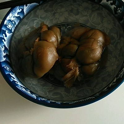 榨菜肉丝的做法 步骤1