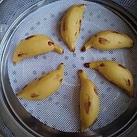 象形小米蕉馒头的做法图解12