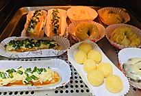 椰蓉面包&芝士葱香包的做法