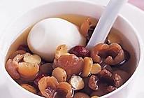 桂圆红枣鸡蛋糖水的做法