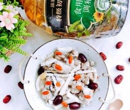 #白色情人节限定美味#超级清甜的椰子浸鸡的做法