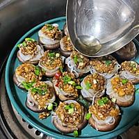 蒜香口蘑的做法图解7
