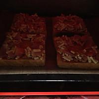 吐司太阳蛋披萨的做法图解6
