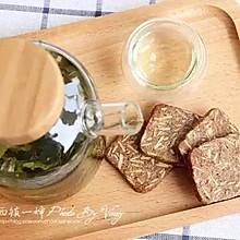 杏仁片咖啡饼干