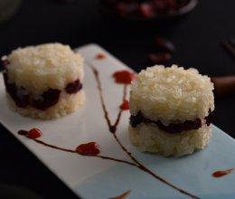 #安佳万圣烘焙奇妙夜# 奶香蔓越莓糯米糕的做法