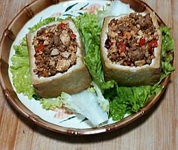 豆腐盒子的做法