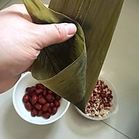 红豆花生粽的做法图解6