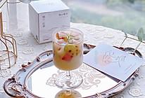#太太乐鲜鸡汁玩转健康快手菜#水果红茶多多 维C满满的做法