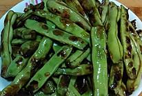 蒜香干煸豆角的做法