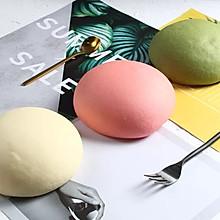 乳酸口味正当红!风靡日本的国民级彩色菠萝包配方收藏来学!