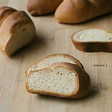 一次发酵的快速面包