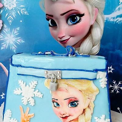 冰雪奇缘爱玛仕包包
