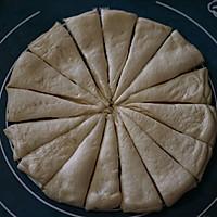 培根肉松手撕面包#有颜值的实力派#的做法图解10