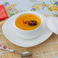 养胃汤粥南瓜小米粥的做法图解2